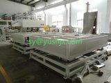 Des China-zwei Rohr-Strangpresßling-Maschine Kammer-Anschluss-elektrischen Rohr-UPVC/Belling Maschine/Kontaktbuchse-Maschine