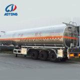 3 essieux en aluminium semi-remorque-citerne à carburant