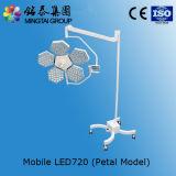 Shadowless Srugical720/520 LED lámpara con certificado CE