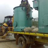 De professionele Grote Gouden Uitlogende Tank van de Capaciteit in Zimbabwe