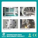 2016 máquina extrusora de alimento flotante para peces de alta eficiencia