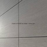 Fornitore della Cina attraverso la scheda del cemento della fibra di colore simile con Equitone [Linea]