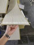 La lamination / hot stamping / haute paroi en PVC brillant et panneau de plafond