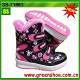 OEM de Hogere Laarzen van het Bont van de Laarzen van de Winter van de Laarzen van de Sneeuw voor Meisje