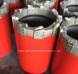 Биты пустотелого сверла Drilling инструментов T6h PDC диаманта