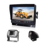 7 Rearview Monitor van de Auto van de duim de Digitale TFT LCD, Scherpe Kleurencamera CCD