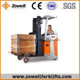 Mini caminhão elétrico do alcance com 1.5 altura de levantamento da capacidade de carga 4.8m da tonelada