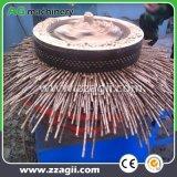 ベストセラーの縦のリングは1000kg/H生物量の燃料のための木製の餌機械ラインを停止する