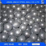 Altas Esferas de moagem fundido cromado Diâm80mm
