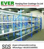 Elektrostatisches Epoxid-Polyesterglatte Matt-Puder-Beschichtung für Speicher-Fach
