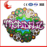 Pin feito sob encomenda do emblema da caraterística regional de China da venda do preço de fábrica