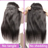 Vente en gros de tissus de cheveux vierges / Remy Hair Extension / Virgin Brazilian Human Hair