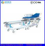 중국 공급 비상사태 병원 수송 연결 들것