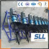 Funzionamenti di spruzzatura di superficie facili gestire ed effettuare pressione della malta liquida