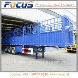 容器のトラックのトレーラーを半運ぶ熱い販売の棒または貨物または塀のねじれロック