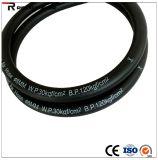 De flexibele Slang van de Lucht van de Vlecht; De Slang van het water; Rubber Slang; De rubber Slang van de Brandstof