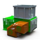 Двойной вал измельчитель для резки шин и переработки отходов машины