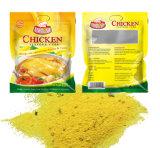 Máquina de empacotamento automática do alimento do tempero de Halal do pó da galinha