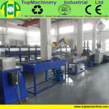 Riga di riciclaggio di plastica residua del granulatore dell'animale domestico di PA del PVC PS del PE pp del macchinario