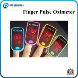 Bewegliches LED-Bildschirmanzeige-Fingerspitze-Finger-Digital-Impuls-Oximeter SpO2