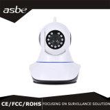 720p de seguridad CCTV cámara IP inalámbrica con IR LED