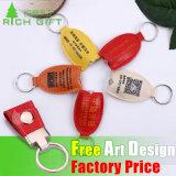 도매 선전용 선물을%s 주물 로고 주문 에폭시 Keychain를 정지하십시오