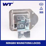 Замок резцовой коробка тележки нержавеющей стали высокия уровня безопасности Wangtong