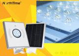 태양 전지판을%s 가진 태양 에너지 가득 차있는 비용이 부과된 LED 가로등