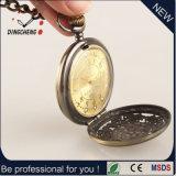 Reloj impermeable de la caja de la aleación del reloj de bolsillo de la vida (DC-221)