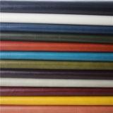 Cuoio sintetico del PVC della tappezzeria ad alto livello con il prezzo di fabbrica