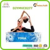 De Mat van de Oefening van de Yoga van het misstap-weerstand Natuurlijke Rubber