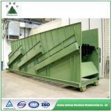 Déchets municipaux de Msw triant le matériel pour la gestion des déchets de ménage