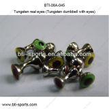 für Fliege Fischen-WolframDumbbell mit Augen 08A-045 17