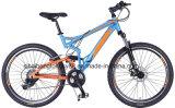 Bicicleta de montanha da suspensão do dobro da liga de Su26ls626 26inch