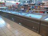 2.5m Gecombineerde Diepvriezer voor Hypermarket