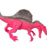 Antiquierte Dinosaurier-Spielwaren mit weichem Belüftung-Material