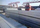 BS1387 galvanizados a quente Tubo Quadrado de Aço