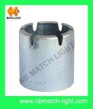 Punzón de aluminio Manguera hidráulica Manguito roscado
