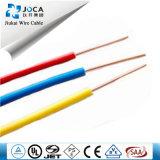 Cabo distribuidor de corrente elétrico de fio de cobre de H07V-U
