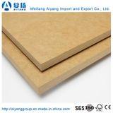 Plaine de haute qualité E2/Raw MDF pour la décoration d'emballage de l'utilisation
