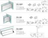 Guarnición de la puerta del acero inoxidable (TD-100)