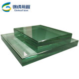 Продажи на заводе Super Clear 15мм закаленного ламинированного стекла