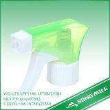 Design de alta populares de PP 28/400 Acionar Pulverizador para o carro de Limpeza