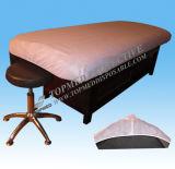Cubierta de base disponible, cubierta de base del masaje, cubierta de colchón disponible no tejida