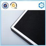 De Honingraat van de Vezel van de Koolstof van de Filter van de Lucht van de Honingraat van het Aluminium van de Verwijdering van het Ozon van de hoge Efficiency