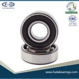 O rolamento de roda 6200 2RS 10X30X9mm (62002RS) ABEC3 rolamento plano
