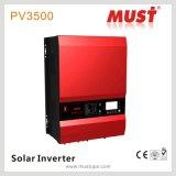 Baixa Freqüência Inversor Solar MPPT 48VDC