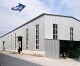 Verniciatura o struttura d'acciaio chiara prefabbricata galvanizzata calda liberata di per costruzione