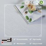 8 мм и 12мм Crystal покрытием белого цвета венге ламинатный пол для гостиной