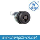 Yh9801 de alta calidad de seguridad de aleación de cinc Die-Cast Keyed Al igual Metal Buzón de gabinete Tubular cámara de bloqueo de bloqueo de bloqueo de la puerta